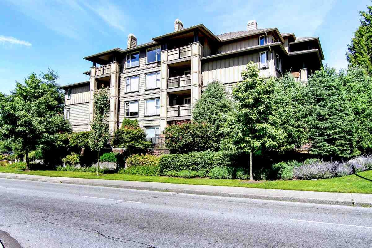 """Main Photo: 402 808 SANGSTER Place in New Westminster: The Heights NW Condo for sale in """"THE BROCKTON"""" : MLS®# R2077113"""