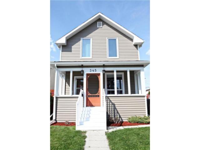 Main Photo: 345 Chalmers Avenue in WINNIPEG: East Kildonan Residential for sale (North East Winnipeg)  : MLS®# 1009928