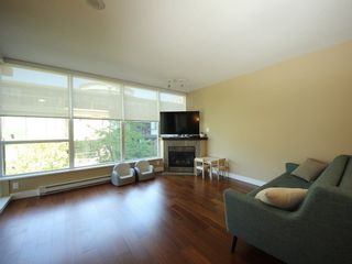 "Photo 2: 216 1483 W 7TH Avenue in Vancouver: Fairview VW Condo for sale in ""VERONA OF PORTICO"" (Vancouver West)  : MLS®# R2288405"
