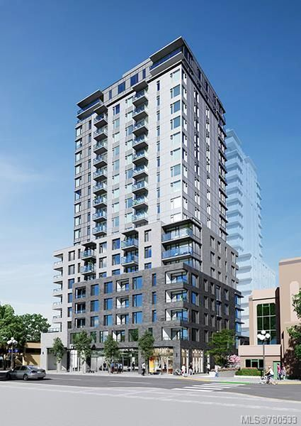 Main Photo: 1204 845 Johnson St in Victoria: Vi Downtown Condo for sale : MLS®# 780533