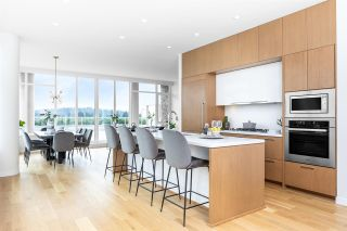 "Photo 1: 802 788 ARTHUR ERICKSON Place in West Vancouver: Park Royal Condo for sale in ""Evelyn by Onni"" : MLS®# R2552778"