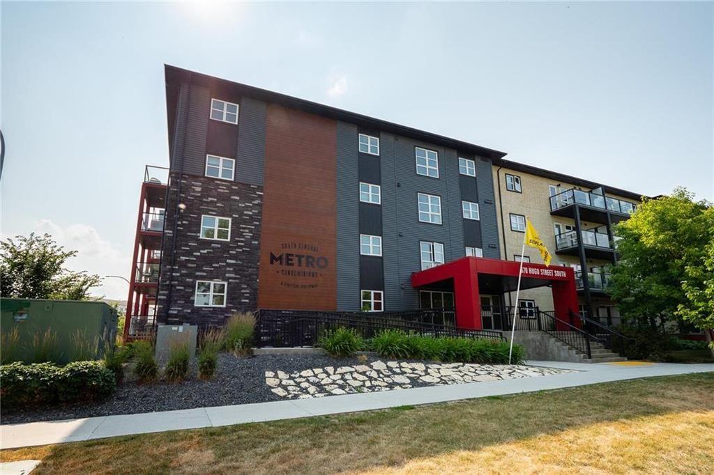 Main Photo: 219 670 Hugo Street South in Winnipeg: Lord Roberts Condominium for sale (1Aw)  : MLS®# 202116552