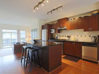 """Photo 5: 184 3105 DAYANEE SPRINGS Boulevard in Coquitlam: Westwood Plateau Townhouse for sale in """"DAYANEE SPRIGS"""" : MLS®# V1057307"""
