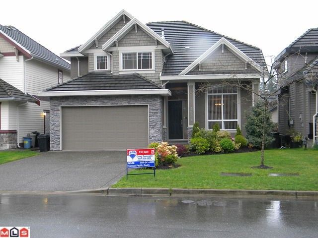 """Main Photo: 3538 149A Street in Surrey: Morgan Creek House for sale in """"West Rosemary Heights"""" (South Surrey White Rock)  : MLS®# F1112521"""