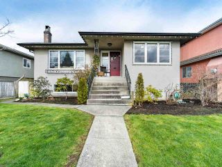 """Photo 1: 735 W 63RD Avenue in Vancouver: Marpole House for sale in """"MARPOLE"""" (Vancouver West)  : MLS®# R2547295"""