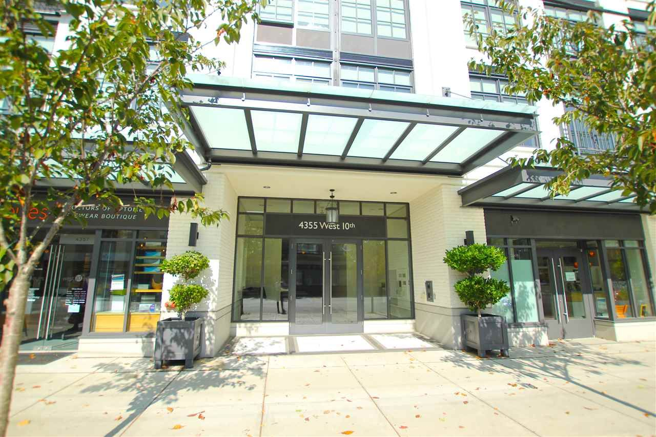 """Main Photo: 102 4355 W 10TH Avenue in Vancouver: Point Grey Condo for sale in """"IRON & WHYTE"""" (Vancouver West)  : MLS®# R2112416"""