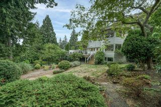 """Photo 36: 4941 WATER Lane in West Vancouver: Olde Caulfeild House for sale in """"Olde Caulfield"""" : MLS®# R2615012"""