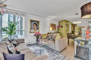 "Photo 10: 6F 199 DRAKE Street in Vancouver: Yaletown Condo for sale in ""CONCORDIA 1"" (Vancouver West)  : MLS®# R2573262"