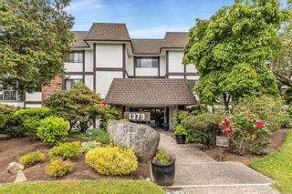 """Photo 1: 105 1379 MERKLIN Street: White Rock Condo for sale in """"THE ROSEWOOD"""" (South Surrey White Rock)  : MLS®# R2590545"""
