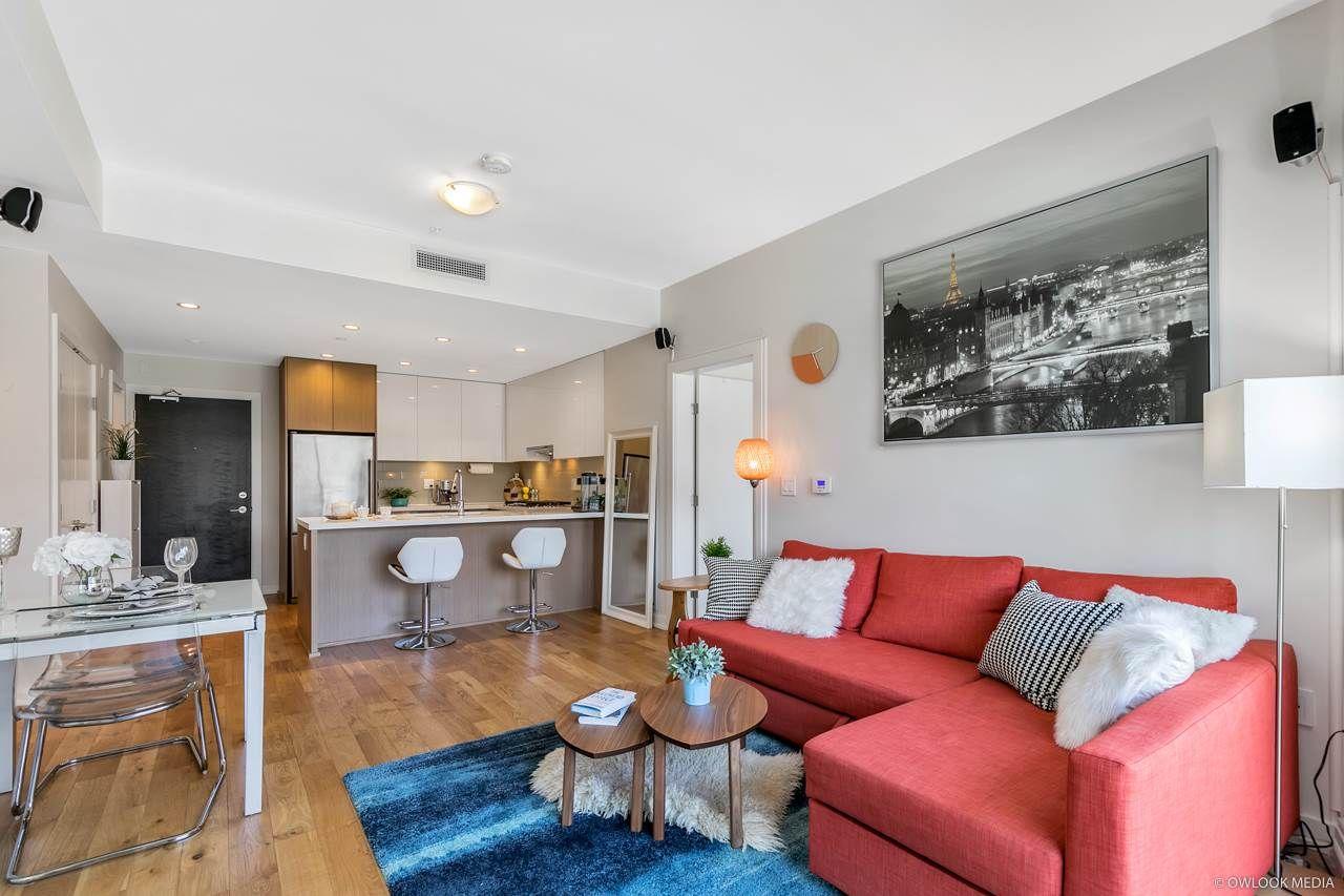 """Main Photo: 311 5311 CEDARBRIDGE Way in Richmond: Brighouse Condo for sale in """"RIVA"""" : MLS®# R2274613"""