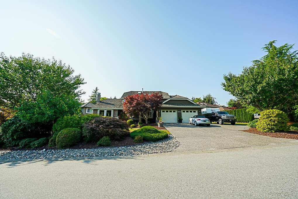 """Main Photo: 8034 150 Street in Surrey: Bear Creek Green Timbers House for sale in """"Mourningside Estates"""" : MLS®# R2293254"""