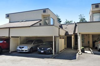 """Photo 1: 112 1210 FALCON Drive in Coquitlam: Upper Eagle Ridge Townhouse for sale in """"FERNLEAF PLACE"""" : MLS®# R2186776"""