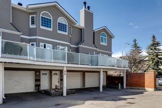 Main Photo: 103 1607 11 Avenue SW in Calgary: Sunalta Row/Townhouse for sale : MLS®# A1101359