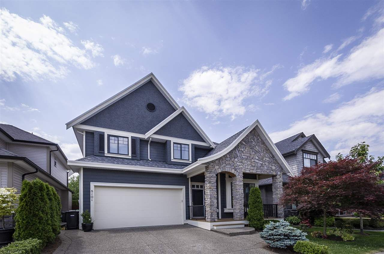 "Main Photo: 8101 211B Street in Langley: Willoughby Heights House for sale in ""Creekside At Yorkson"" : MLS®# R2302259"