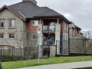 """Photo 1: 1412 248 SHERBROOKE Street in New Westminster: Sapperton Condo for sale in """"Copperstone"""" : MLS®# R2554922"""