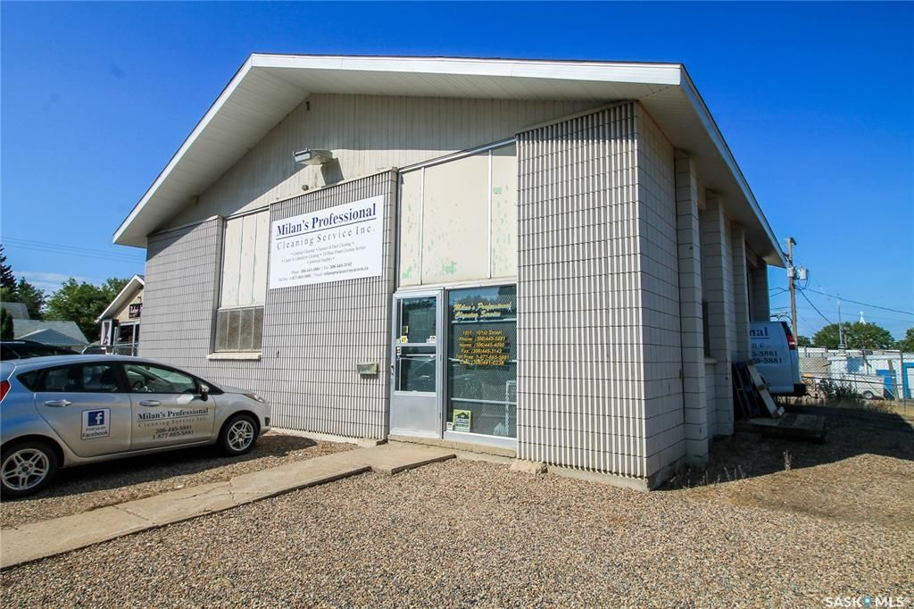 Main Photo: 1911 101st Street in North Battleford: Sapp Valley Commercial for sale : MLS®# SK850414