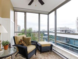 """Photo 10: 704 1575 W 10TH Avenue in Vancouver: Fairview VW Condo for sale in """"TRITON"""" (Vancouver West)  : MLS®# R2480004"""