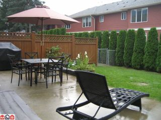 """Photo 9: 20 7543 MORROW Road: Agassiz Townhouse for sale in """"TANGLEBERRY LANE"""" : MLS®# H1104392"""
