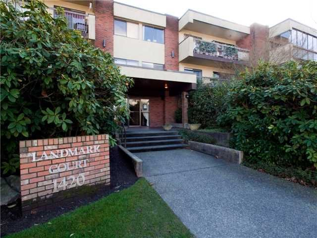 "Main Photo: 104 1420 E 7TH Avenue in Vancouver: Grandview VE Condo for sale in ""Landmark Court"" (Vancouver East)  : MLS®# V1014966"
