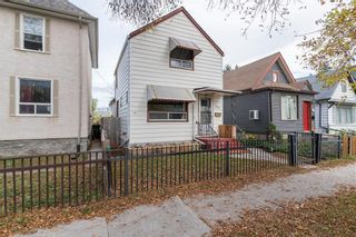 Photo 21: 465 Cathedral Avenue in Winnipeg: Sinclair Park Residential for sale (4C)  : MLS®# 202124939