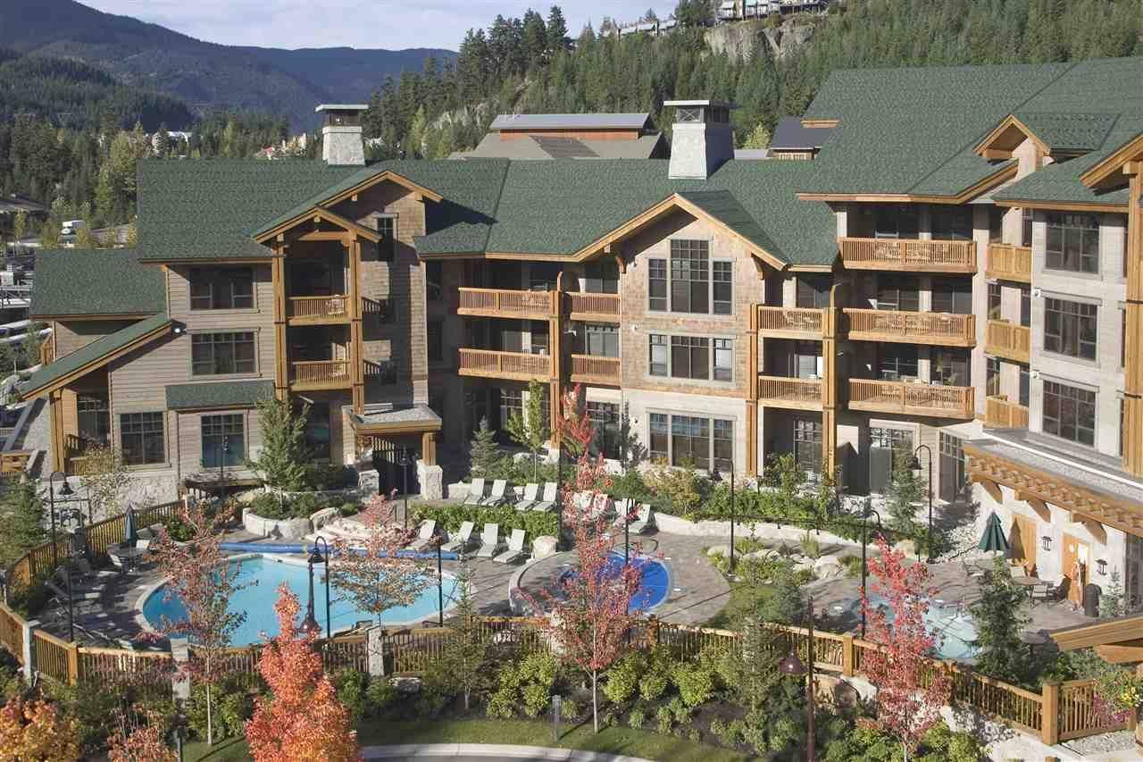 Main Photo: 220 2202 GONDOLA WAY in Whistler: Whistler Creek Condo for sale : MLS®# R2515706