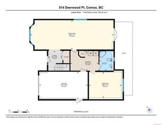 Photo 46: 514 Deerwood Pl in : CV Comox (Town of) House for sale (Comox Valley)  : MLS®# 872161