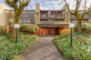 """Photo 1: 104 720 EIGHTH Avenue in New Westminster: Uptown NW Condo for sale in """"SAN SEBASTIAN"""" : MLS®# R2048672"""