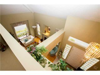 """Photo 5: 19 998 RIVERSIDE Drive in Port Coquitlam: Riverwood Townhouse for sale in """"PARKSIDE PLACE"""" : MLS®# V973342"""