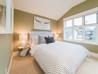 """Photo 14: 322 W 15TH Avenue in Vancouver: Mount Pleasant VW Townhouse for sale in """"Mayor's House"""" (Vancouver West)  : MLS®# R2324549"""