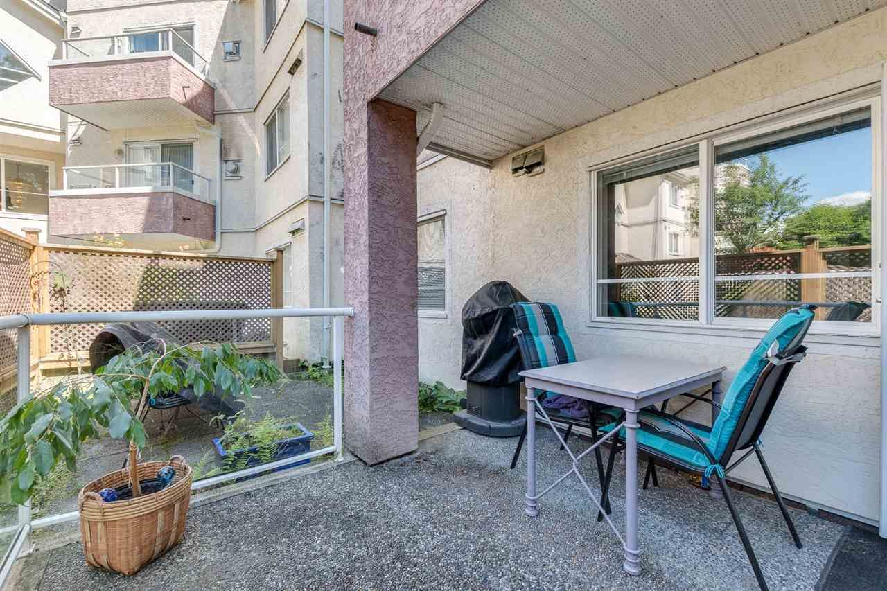 """Photo 22: Photos: 110 2620 JANE Street in Port Coquitlam: Central Pt Coquitlam Condo for sale in """"JANE GARDENS"""" : MLS®# R2501624"""