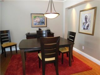 """Photo 14: 44 1550 LARKHALL Crescent in North Vancouver: Northlands Townhouse for sale in """"Nahanee Woods"""" : MLS®# V1057565"""