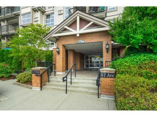 """Photo 2: 116 17769 57 Avenue in Surrey: Cloverdale BC Condo for sale in """"CLOVER DOWNS"""" (Cloverdale)  : MLS®# R2616860"""