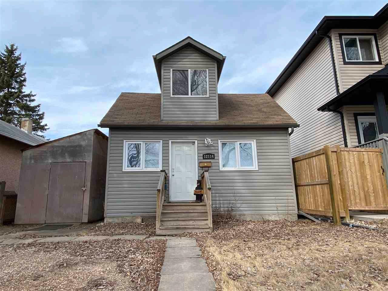 Main Photo: 12114 85 Street in Edmonton: Zone 05 House for sale : MLS®# E4247162