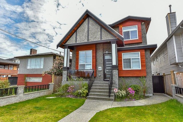Main Photo: 8160 18TH AVENUE - LISTED BY SUTTON CENTRE REALTY in Burnaby: East Burnaby House for sale (Burnaby East)  : MLS®# R2065566