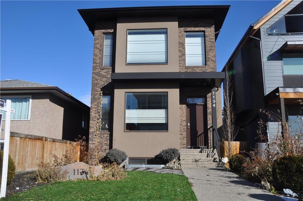 Main Photo: 1134 Colgrove Avenue NE in Calgary: Renfrew Detached for sale : MLS®# A1084105