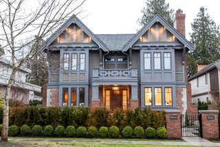 Photo 1: 7112 WILTSHIRE STREET in Vancouver: South Granville House for sale (Vancouver West)  : MLS®# R2024858