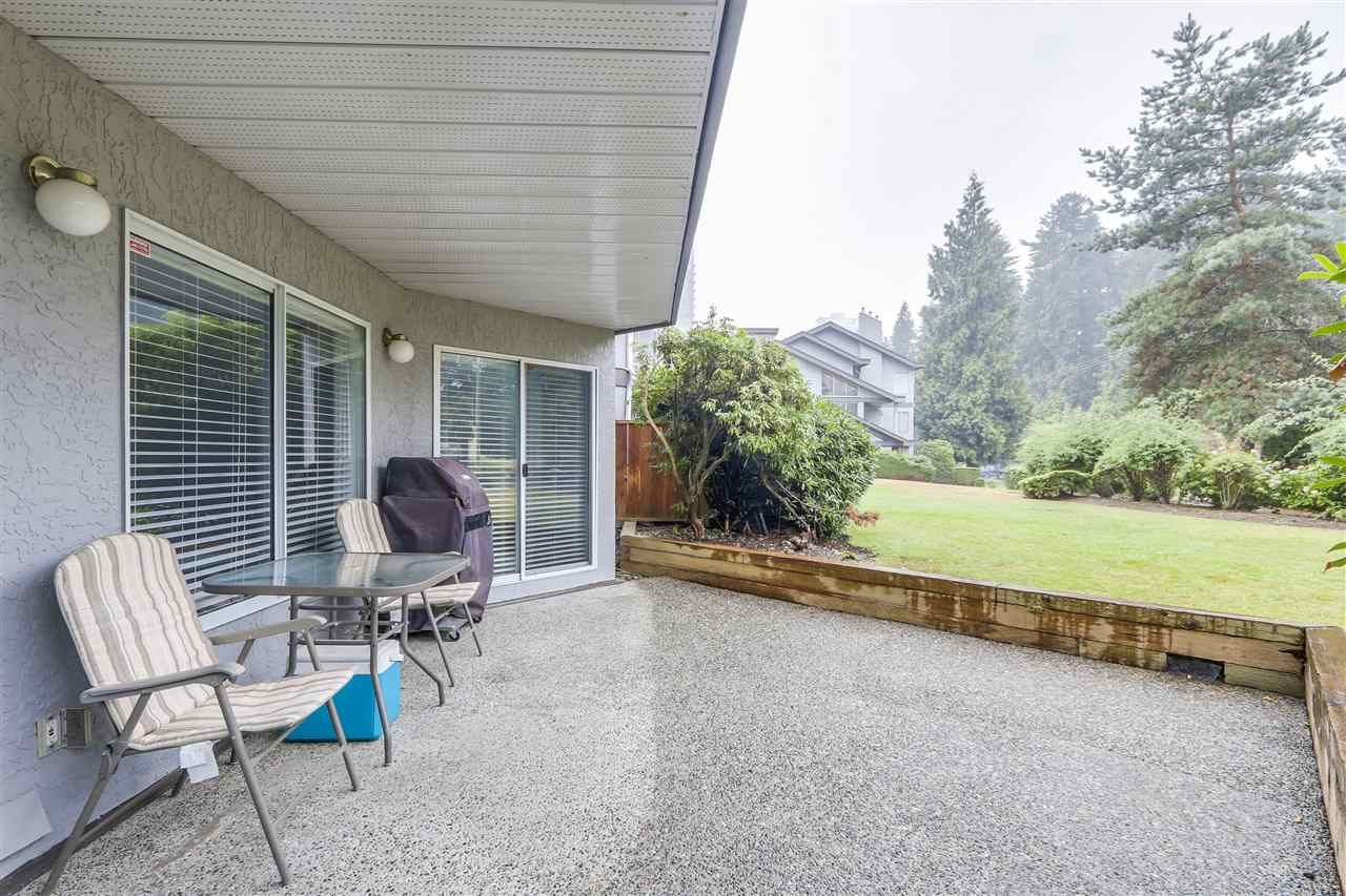 """Main Photo: 104 1171 PIPELINE Road in Coquitlam: New Horizons Condo for sale in """"GLENWOOD PLACE"""" : MLS®# R2099031"""