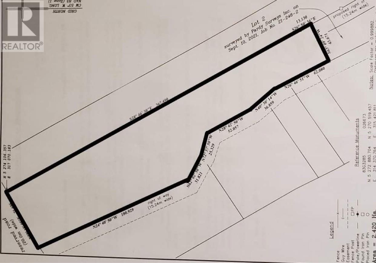 Main Photo: 214 Old Broad Cove Road in Portugal Cove-St. Philips: Vacant Land for sale : MLS®# 1237043