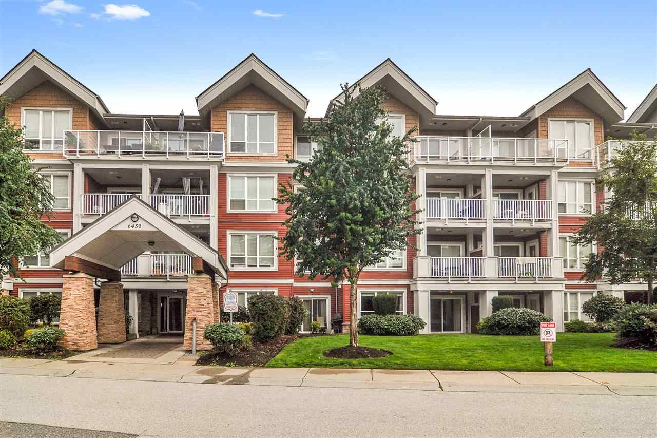 "Main Photo: 105 6450 194 Street in Surrey: Clayton Condo for sale in ""Waterstone"" (Cloverdale)  : MLS®# R2508287"