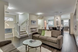 Photo 1: 16 3431 GALLOWAY Avenue in Coquitlam: Burke Mountain Townhouse for sale : MLS®# R2099337