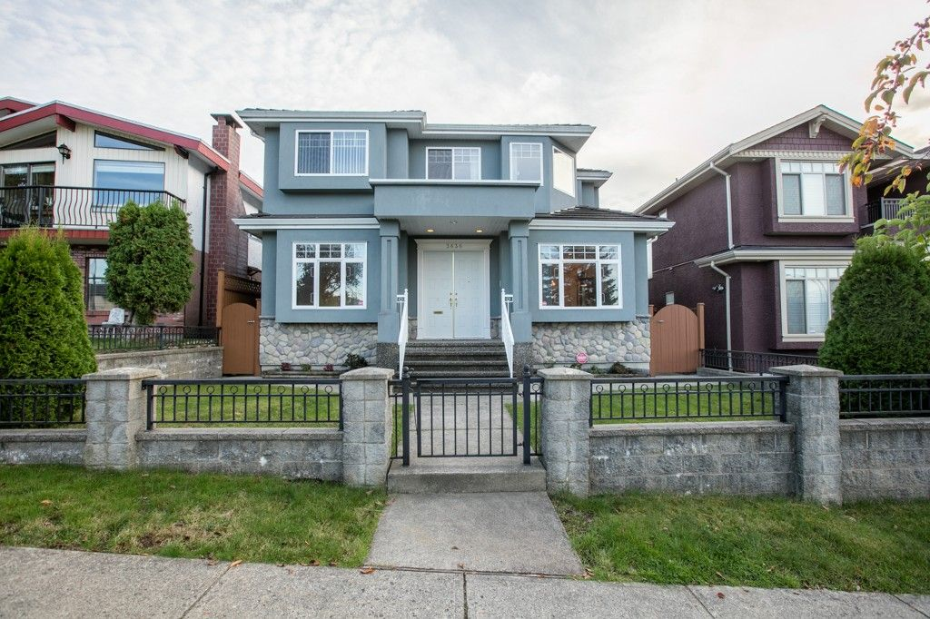 Main Photo: 3636 HAIDA DR in VANCOUVER: Renfrew Heights House for sale (Vancouver East)  : MLS®# R2116900