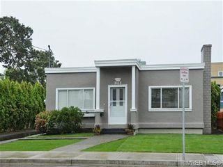 Photo 1: 1111 Caledonia Ave in VICTORIA: Vi Central Park Half Duplex for sale (Victoria)  : MLS®# 708700