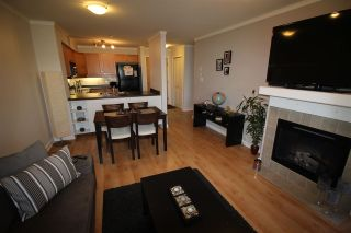"Photo 3: 307 808 SANGSTER Place in New Westminster: The Heights NW Condo for sale in ""BROCKTON AT THE HEIGHTS"" : MLS®# R2086761"