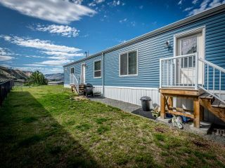 Photo 16: 12 7805 DALLAS DRIVE in Kamloops: Campbell Creek/Deloro Manufactured Home/Prefab for sale : MLS®# 152738