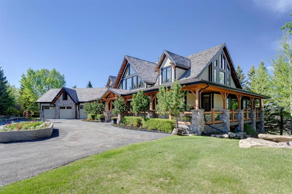 Main Photo: 711 Bearspaw Village Drive in Rural Rocky View County: Rural Rocky View MD Detached for sale : MLS®# A1116703