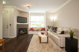 """Photo 7: 103 3788 NORFOLK Street in Burnaby: Central BN Townhouse for sale in """"PANACASA"""" (Burnaby North)  : MLS®# R2576806"""
