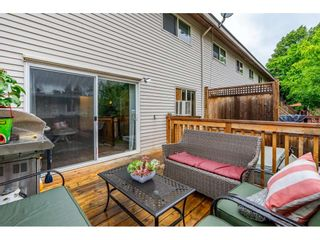 "Photo 17: 6 33918 MAYFAIR Avenue in Abbotsford: Central Abbotsford Townhouse for sale in ""Clover Place"" : MLS®# R2385034"