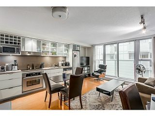 "Photo 3: 515 168 POWELL Street in Vancouver: Downtown VE Condo for sale in ""THE SMART"" (Vancouver East)  : MLS®# V1105098"