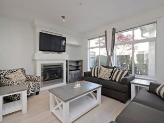 "Photo 2: 102 20449 66 Avenue in Langley: Willoughby Heights Townhouse for sale in ""Natures Landing"" : MLS®# R2260728"