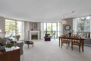 """Photo 3: 409 1196 PIPELINE Road in Coquitlam: North Coquitlam Condo for sale in """"THE HUDSON"""" : MLS®# R2412696"""